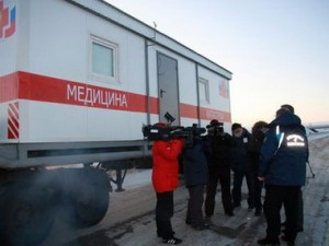 "В Зауралье на трассе ""Байкал"" открыли четвертый медпункт"