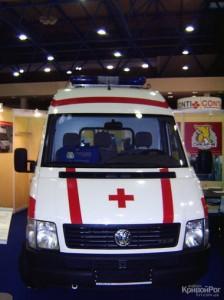 Парк Одинцовской скорой помощи пополнится новыми машинами